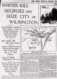 Wilmington Race Riot2