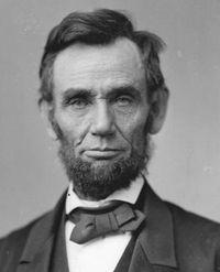 Lincoln-portrait