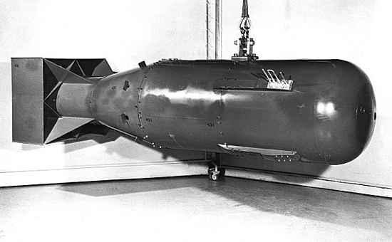 Alamogordo Atomic Bomb. Atomic bombings of Hiroshima